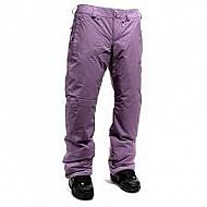 BURTON WOMENS SOCIETY PANT PURPLE SMALL
