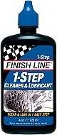 FINISH LINE 1 STEP CLEANER / LUBRICANT 4 OZ