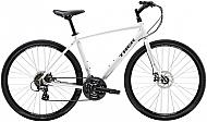 TREK - VERVE 1 DISC - M (17.5) - WHITE