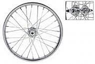 "WHEEL 16"" BOLTED REAR W COASTER BRAKE"