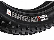 BONTRAGER BARBEGAZI FAT TIRE 26 X 4.7